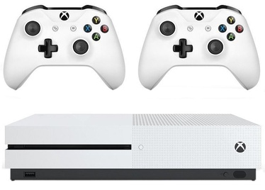 Microsoft Xbox One S 1TB + Wireless Controller