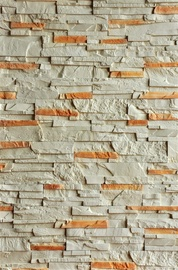 Stone Master Wall Decorative Tiles Padwa Beige 39x0.9cm