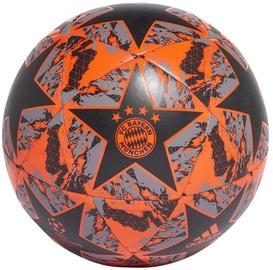 Adidas UCL Finale 19 FC Bayern Capitano Ball DY2543 Black/Orange Size 5