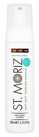 Мусс для автозагара St. Moriz Professional 1 Hour Tan Mousse, 200 мл