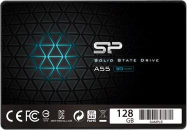 """Silicon Power Ace A55 128GB 2.5"""" SATAIII SP128GBSS3A55S25"""
