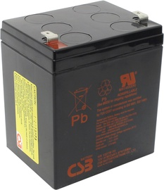 CSB HR 1221W F2 12V/5.1Ah Battery