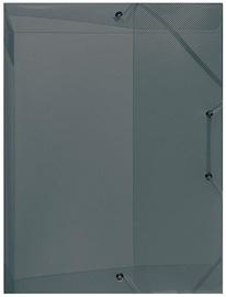 Herlitz File Box 10722528 Translucent Grey
