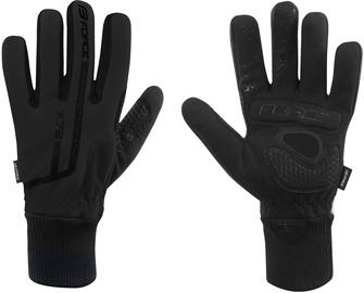 Force X72 Full Gloves Black 3XL