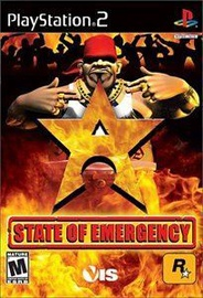 State of Emergency PS2