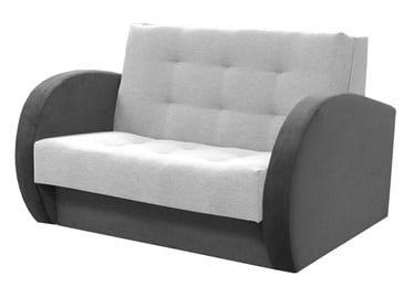 Диван-кровать Idzczak Meble Sylwia IV Grey, 139 x 110 x 90 см