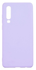 Evelatus Soft Silicone Back Case For Huawei P30 Blue