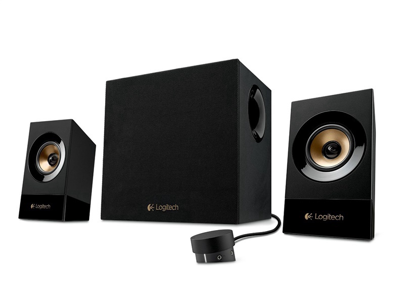 Logitech Z533 Multimedia Speaker System 2.1