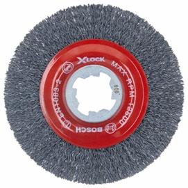Bosch 2608620732 Crimped Wire Wheel X-LOCK 115mm