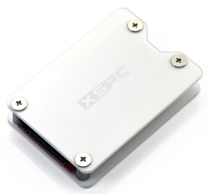 XSPC RGB Splitter Hub SATA Powered 3Pin White