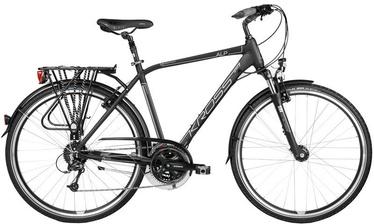 Jalgratas Kross Trans Alp II M Black/Gray