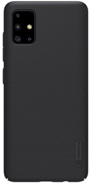 Nillkin Super Frosted Shield Back Case + Kickstand For Samsung Galaxy A51 Black