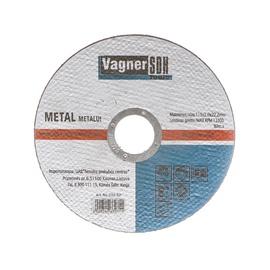 Lõikeketas Vagner SDH 125x1,2x22 mm, metall