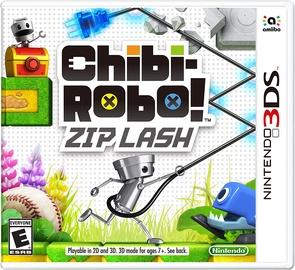Chibi-Robo! Zip Lash 3DS
