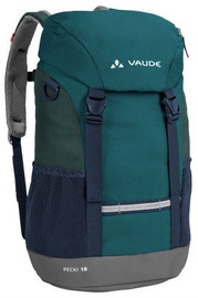 Vaude Pecki 18 Blue/Green