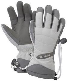 Marmot Moraine Womens Gloves Glacier Grey M