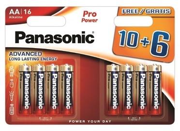 PATAREI PANASONIC LR6PPG/16B 10+6 AA