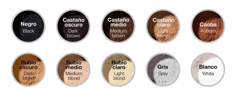 The Cosmetic Republic Keratin Hair Fibers 12.5g Medium Brown