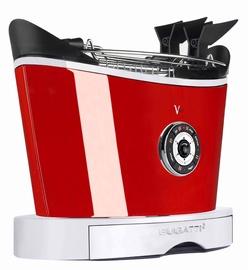 Röster Bugatti Volo 13-VOLOC3 Red