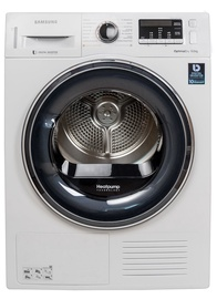 Samsung DV90M52003W Dryer White
