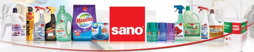 Sano Sushi Latex Gloves With Aloe Vera M 1pcs