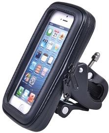 Telefonihoidja Maclean Bicycle Phone Holder Size L Black