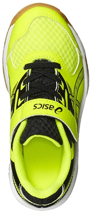 Asics Kids Volleyball Shoes Upcourt 2 Ps C735Y-0795 Yellow 30