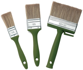 Color Expert Brush Set 30mm 50mm 30x100mm 3pcs