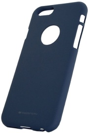 Mercury Soft Surface Back Case For Samsung Galaxy S8 Plus Midnight Blue