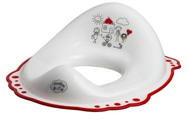Maltex Baby Toilet Trainer Seat Red 5863