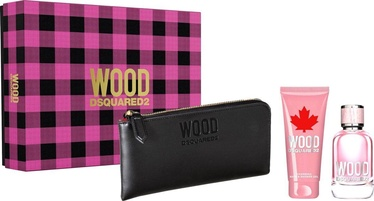 Набор для женщин Dsquared2 She Wood 3pcs Set 200ml EDP