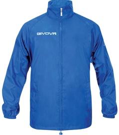 Givova Basico Rain Jacket Blue M
