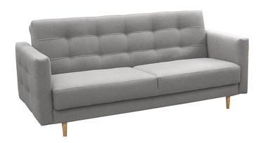 Диван-кровать Idzczak Meble Godivo Light Grey, 210 x 94 x 90 см