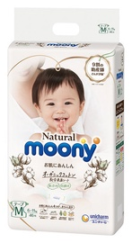 Moony Natural Diapers M 46