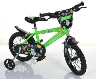 "Laste jalgratas Bimbo Bike Cosmos 14"" Green"