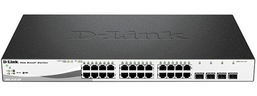 Сетевой концентратор D-Link DGS-1210-28P/C1