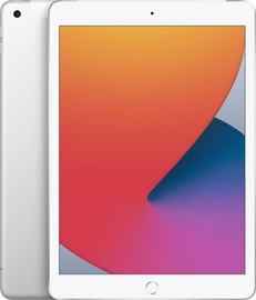 Планшет Apple iPad 8 10.2, серебристый, 10.2″, 3GB/128GB