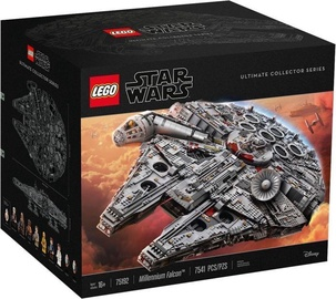 LEGO Star WarsMillenium Falcon Ultimate Collector Series 75192
