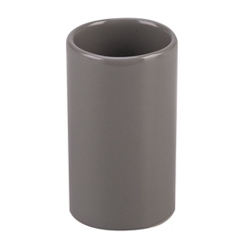 Thema Lux BCO-0355B Toothbrush Holder Grey