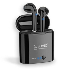 Savio TWS-02 Bluetooth In-Ear Earphones