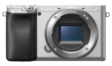 Sony A6400 E-Mount Camera Body Silver