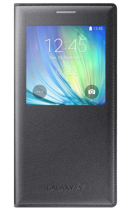 Samsung View Cover For A700FU Galaxy A7 Grey