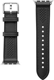 Spigen Retro Fit Band For Apple Watch 1/2/3/4/5 38/40mm Black