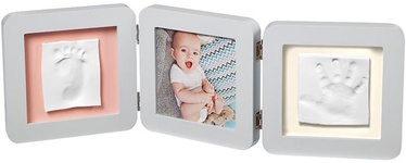 Baby Art My Baby Touch Simple Frame Light Gray