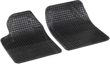 Резиновый автомобильный коврик Bottari Goros Line Universal, 2 шт.