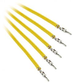 BitFenix Alchemy 2.0 PSU Cable 5x 60cm Yellow