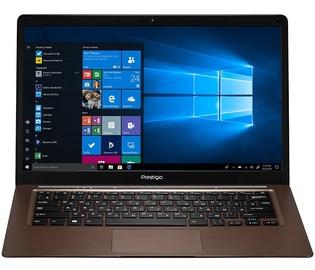 Prestigio SmartBook 141 C3 4/64GB 128GB SD Card W10H ENG Dark Brown