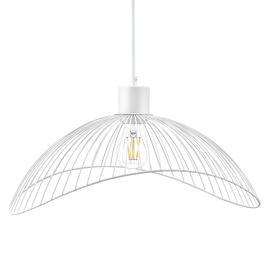 ActiveJet Holly 5 Ceiling Lamp E27 White