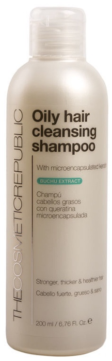The Cosmetic Republic Oily Hair Cleansing Shampoo 200ml