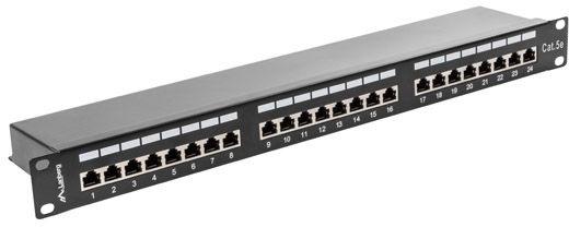 Lanberg PPS5-1024-B 24 Port Panel